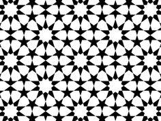 Geometric Pattern Design, Geometric Art, Abstract Pattern, Islamic Patterns, Moroccan Pattern, English Paper Piecing, Islamic Art, Geometry, Bali