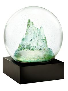 Iceberg Snow Globe by Cool Snowglobes at Gilt