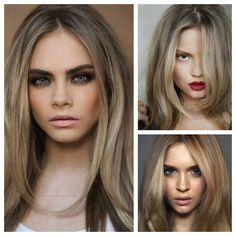 Blonde in salons often means platinum, but you don't have to go stark white to be a bombshell. Darker, cooler blonde shades are elegant and understated. Just add a smokey eye or a red lip to look l...
