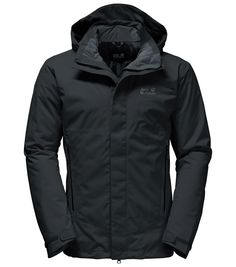 Northern Edge Mens Jacket by Jack Wolfskin | Casual Jackets from Fife Country