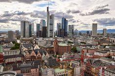 Frankfurt - Germany (by Martin Weinhardt)