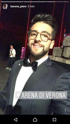 Piero Barone il volo ❤️ #verona