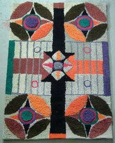Rug designed by Nathalie Lete