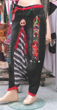 Kot Şalvar 260915 | Otantik Kadın, Her hakkı saklıdır. Kopyalanamaz taklit edilemez Giysiler, Elbiseler,Bohem giyim, Etnik Giysiler, Kıyafetler, Pançolar, kışlık Şalvarlar, Şalvarlar,Etekler, Çantalar,Takılar www.otantikkadin.com