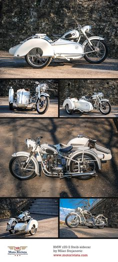 BMW r25/2 Steib sidecar | Who doesn't like a German classic BMW r25/2 Steib sidecar, but liking is one thing and riding is another. Once you add a sidecar to a motorcycle it doesn't ride like one, it's a dangerous mix for amateurs.