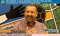 """08G SERIE B   Giorgi (Montenegro): """"Quando un arbitro decide di rovinare una partita..."""""""