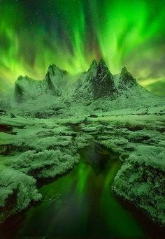 Northern lights watch - Yukon, Canada
