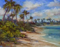 Painting My World: How to Paint the Beach...New Pastel Demo PDF
