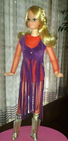 1971 Live Action Barbie, Live Action Christie and Live Action P. Barbie World, Vintage Barbie, Live Action, Retro, Best Friends, Memories, Dolls, Pj, Third