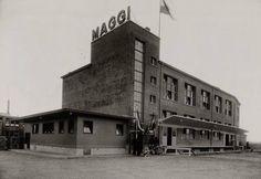 Maggi fabriek aan de Haarlemmerweg in Amsterdam. Amsterdam Holland, Amsterdam City, The Old Days, Antwerp, Asd, Old Pictures, Wonders Of The World, Netherlands, Dutch