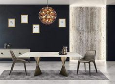 A simplistic modern design goes a long way in establishing elegance and sophistication in home décor. 8 Seater Dining Table, Glass Top Dining Table, Dining Table Design, Best Dining, Your Perfect, Decoration, Dining Room, Furniture, Home Decor
