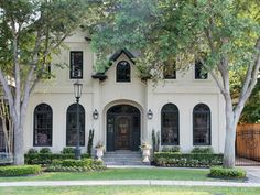 LLH DESIGNS | BRAVEHEARTED BEAUTY: Our Houston Home