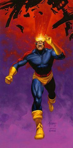 Cyclops by Joe Jusko