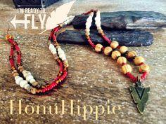 Native American inspired Arrowhead boho hippie by HonuHippie