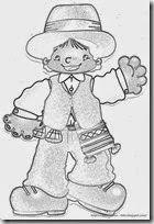 444colorear Smurfs, 18th, Fictional Characters, Ideas, Beret, Shift Dresses, Fedora Hat, Fedoras, Black Fabric