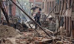 Spread the word and help. http://mobilesyrup.com/2015/04/27/text-donations-now-open-to-help-with-nepal-earthquake-relief-efforts/