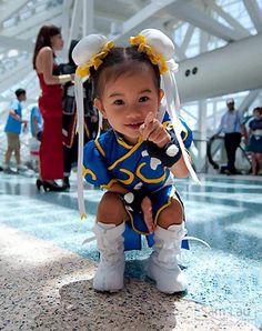 Cosplay Brasil: Olha só o tamanho dessa Chun-Li !!!