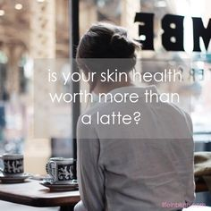 Is your skin health worth more than a latte? Green beauty is often seen as too expensive, but it's surprising to learn just how much money we unconsciously waste that could go towards getting back our healthy glow. Find out more on lifeinblush.com
