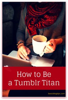 When it comes to blogging platforms, one popular among bloggers is Tumblr. Its primary user base of younger users is continuing to increase at a massive pace, and has achieved huge growth
