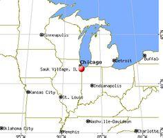 Hook up Sauk Village Illinois