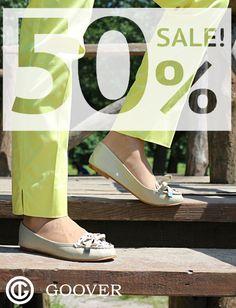 В сети магазинов Goover скидки до -50% на летнюю коллекцию! Не упустите возможность пополнить свой гардероб всего за полцены! http://goover-fashion.com/