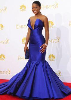 Keke Palmer at the 2014 Emmy Awards