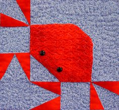 Patterns and supplies for quilters and fabric lovers: Newsletters in June 2010