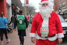 Jingle Bell Run 2012 in Somerville - Boston.com