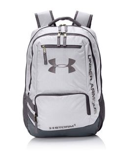 70189cf2ff Under Armour Hustle II Backpack - White  54.99  http   topstreetwearclothingbrands.com