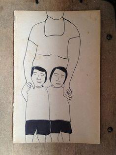 twins by rikkianne van kirk