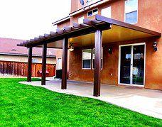 aluminum patio cover pictures duralum patio pinterest