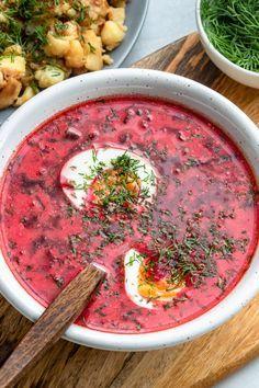 Kitchen Recipes, Soup Recipes, Cooking Recipes, Healthy Cooking, Healthy Recipes, Vegan Junk Food, Plat Simple, Good Food, Yummy Food