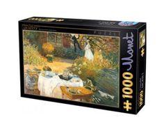 Puzzle D-Toys La Hora de la Merienda de 1000 Piezas