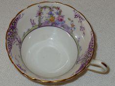 Tea Cups Copelands Grosvenor England Two Cups by designfinder, $12.00