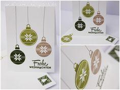 andi-amo Weihnachts Karte auf www.andi-amo.blogspot.de #stampin up #Freude zur Weihnachtszeit