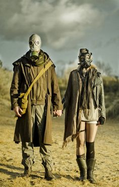 post apocalyptic female fashion - Google Search