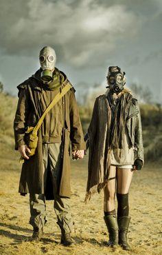 post apocalyptic female fashion - Google Search