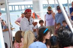 Palmetto Breeze Pirate Adventure. Missed it for this year, try for summer 2015 :)