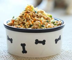 Since a lot of people have doubts regarding the quality of packaged food, more and more people are turning to feeding home-made food. It is very important to prepare only safe dog food with optimum portions...