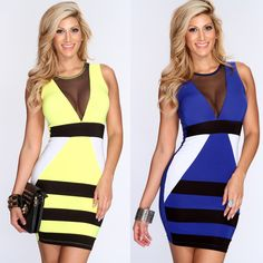 Summer Dress 2015 Women OL Career Mini Dresses Sexy Party