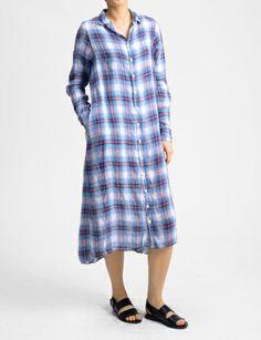 maxi button down dress #shopbird15 #SS14