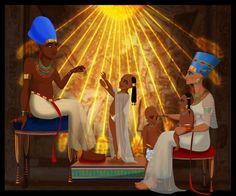 Amarna family by Sanio.deviantart.com on @deviantART