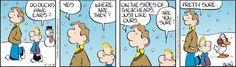 Drabble Comic Strip, December 12, 2015 on GoComics.com