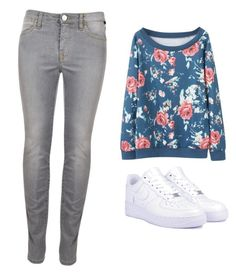 """""""Pretty Girl Rock"""" by alyshakay on Polyvore featuring NIKE"""