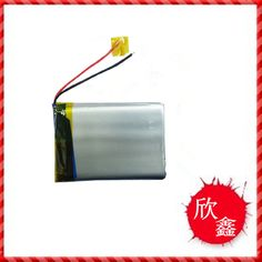3.7V polymer battery 303436 battery MP3 MP4 high capacity A battery Rechargeable Li-ion Cell