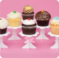 Doctora Juguetes: Stand para Cupcakes para Imprimir Gratis.