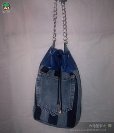 Bags and denim jeans. Сумки из джинсов ~ DIY Tutorial Ideas!