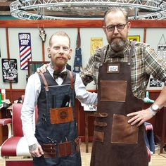barber apron - Buscar con Google