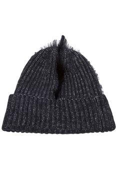 9 Beanie Hats to Top Off Your Winter Look: Gigi Burris hat, $298, farfetch.com.