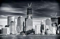 World Trade Center Rebirth Photograph by John Rizzuto